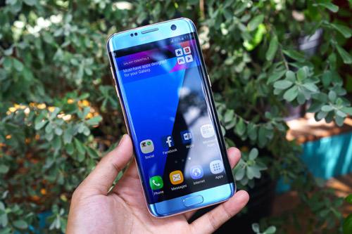 Galaxy S7 edge Xanh Coral - Vẻ đẹp từ sự an nhiên - 8