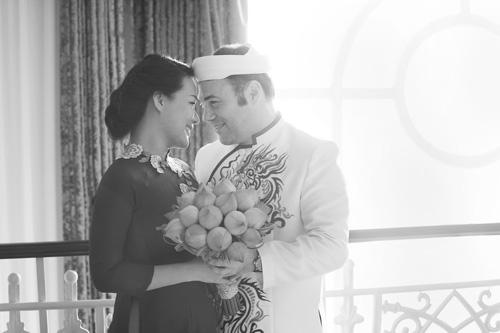 Độc đáo lễ Hằng Thuận ở chùa Vĩnh Nghiêm của cặp đôi Pháp – Việt - 3