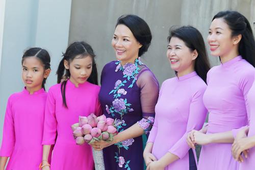 Độc đáo lễ Hằng Thuận ở chùa Vĩnh Nghiêm của cặp đôi Pháp – Việt - 10