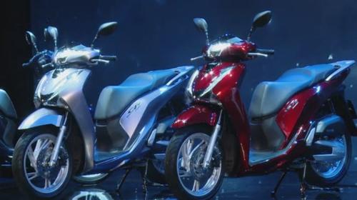 Honda SH 2017 chính thức trình làng, giá 68 triệu đồng - 2