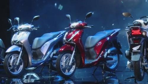 Honda SH 2017 chính thức trình làng, giá 68 triệu đồng - 3