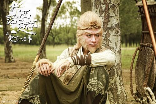 """Tạo hình """"Tôn Ngộ Không"""" của Hoàng Tử Thao gây tranh cãi dữ dội - 2"""