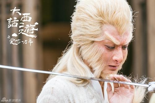 """Tạo hình """"Tôn Ngộ Không"""" của Hoàng Tử Thao gây tranh cãi dữ dội - 3"""