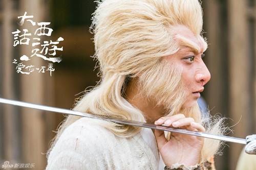 """Tạo hình """"Tôn Ngộ Không"""" của Hoàng Tử Thao gây tranh cãi dữ dội - 4"""