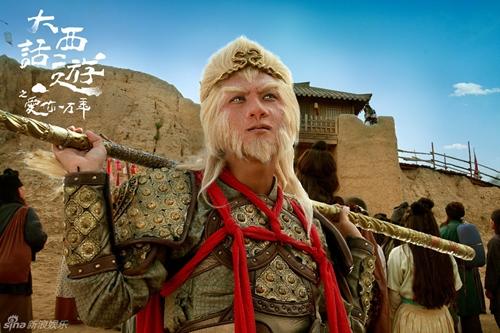 """Tạo hình """"Tôn Ngộ Không"""" của Hoàng Tử Thao gây tranh cãi dữ dội - 5"""