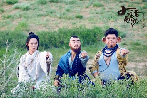 """Tạo hình """"Tôn Ngộ Không"""" của Hoàng Tử Thao gây tranh cãi dữ dội - 10"""