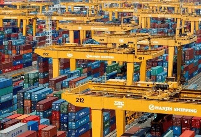 Hãng tàu Hanjin phá sản để lại hơn 4.000 container tại cảng VN - 1