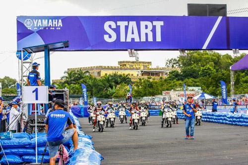 Yamaha GP – Giải đua với 03 dòng xe tiên phong - 3