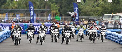 Yamaha GP – Giải đua với 03 dòng xe tiên phong - 4