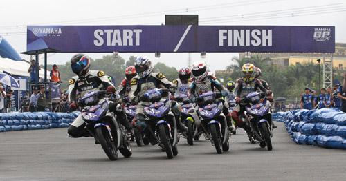 Yamaha GP – Giải đua với 03 dòng xe tiên phong - 5
