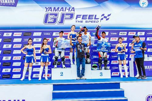 Yamaha GP – Giải đua với 03 dòng xe tiên phong - 7