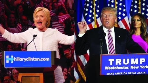 Kết quả bầu Tổng thống Mỹ công bố sớm nhất giờ nào? - 1