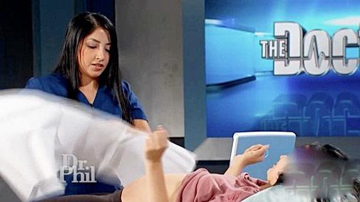 Đột nhiên có thai, cô gái ngã ngửa với kết quả siêu âm - 3