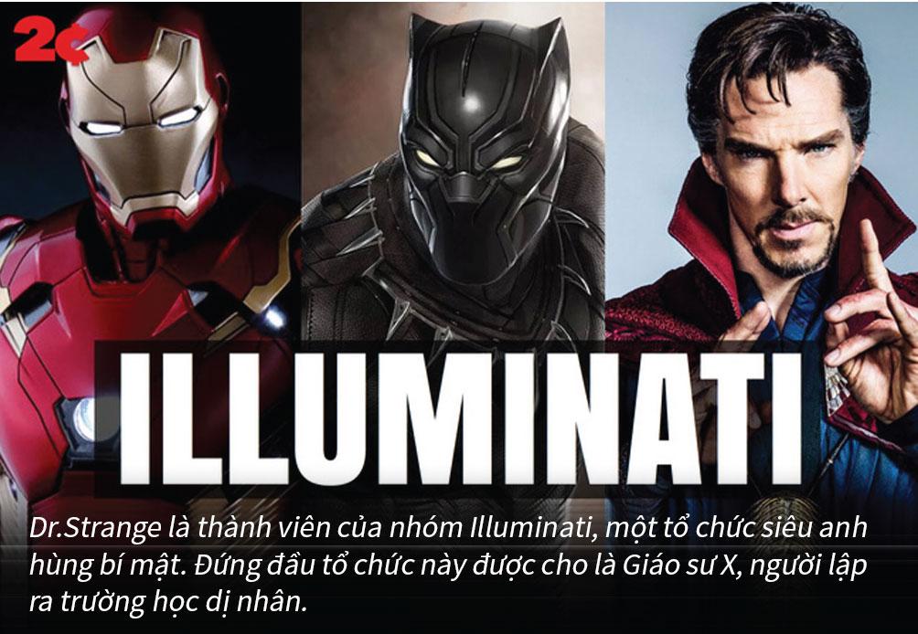 [Đồ họa] Tất tần tật về siêu anh hùng mới của Marvel - 11