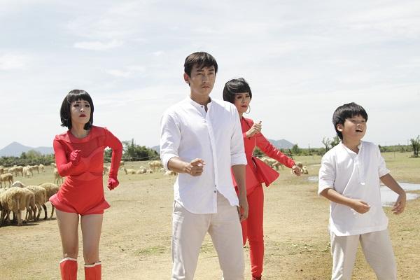 """Diễm My 9X lần đầu hát nhạc phim trong """"Chạy đi rồi tính"""" - 2"""