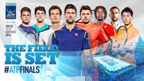 """ATP Finals 2016: Nghẹt thở tranh ngôi """"Vua thế giới"""" - 1"""