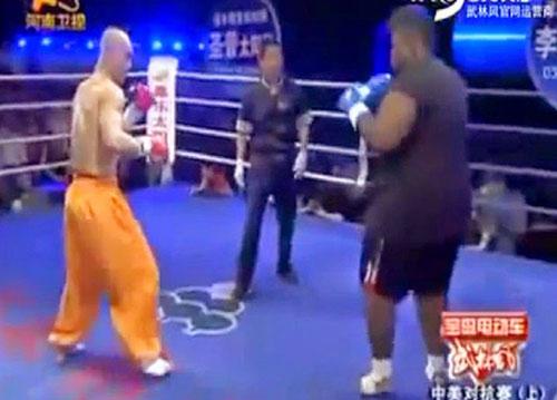 Thiếu Lâm thắng Muay Thái: Võ cũ nhưng diễn quá dở - 2