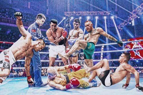 Thiếu Lâm thắng Muay Thái: Võ cũ nhưng diễn quá dở - 3