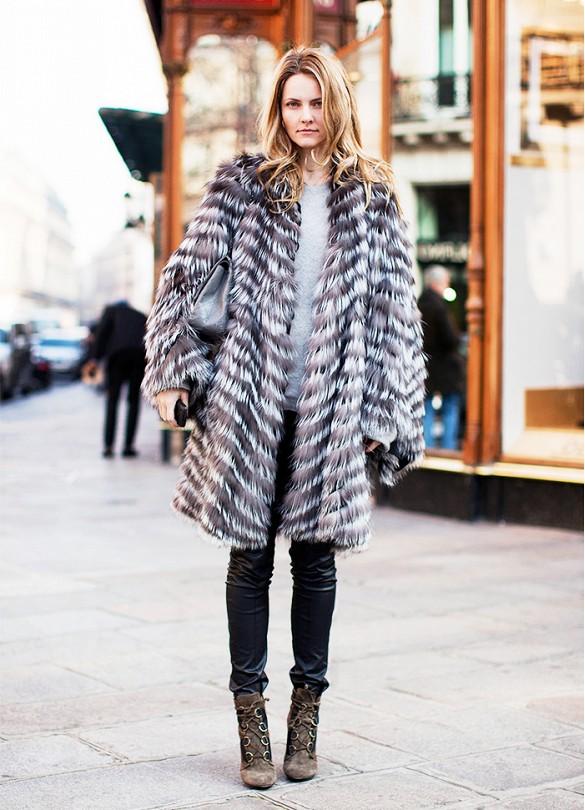 May áo lông thời thượng đón trời đông giá chuẩn fashionista - 1