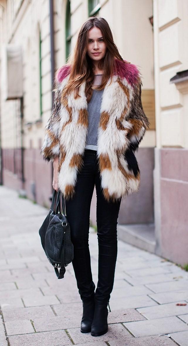 May áo lông thời thượng đón trời đông giá chuẩn fashionista - 6
