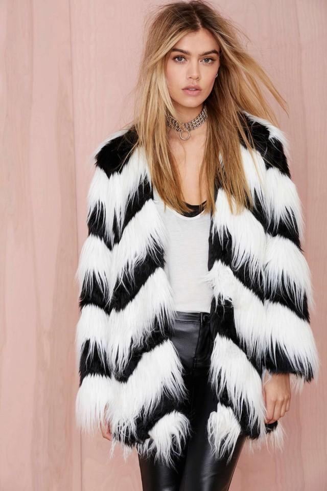 May áo lông thời thượng đón trời đông giá chuẩn fashionista - 7