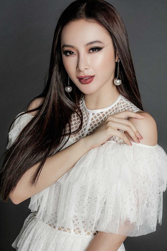 Angela Phương Trinh khoe body nuột nà với đầm ren mỏng manh - 7