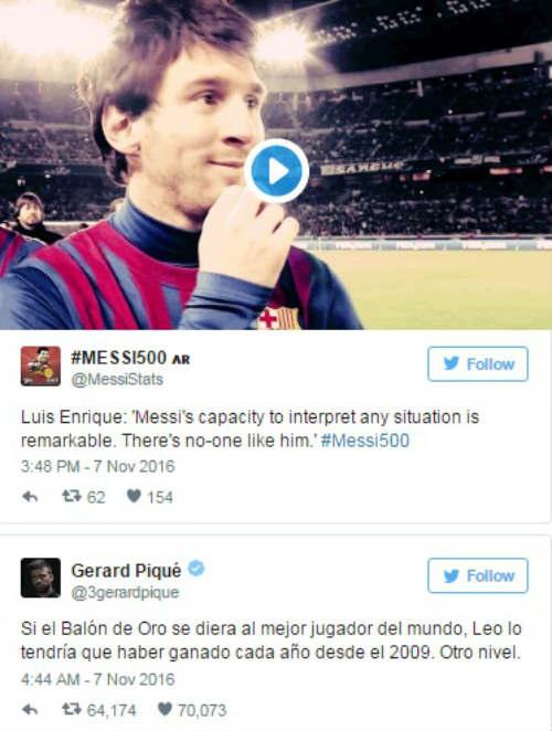 Ủng hộ Messi giành QBV, fan tung ra ngàn lý do - 9