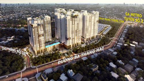 Cơ hội sở hữu căn hộ cao cấp tại trung tâm TPHCM chỉ 960 triệu đồng - 1