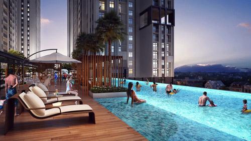Cơ hội sở hữu căn hộ cao cấp tại trung tâm TPHCM chỉ 960 triệu đồng - 4