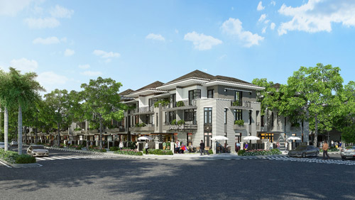 Bất động sản hạng sang hút hàng nhờ đầu tư kiến trúc & cảnh quan - 2