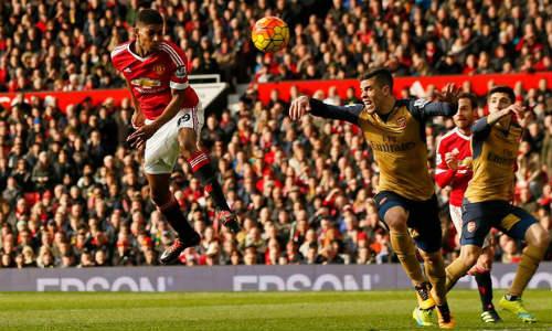 """MU mất Ibra đấu Arsenal: """"Thời cơ vàng"""" của Rashford - 2"""
