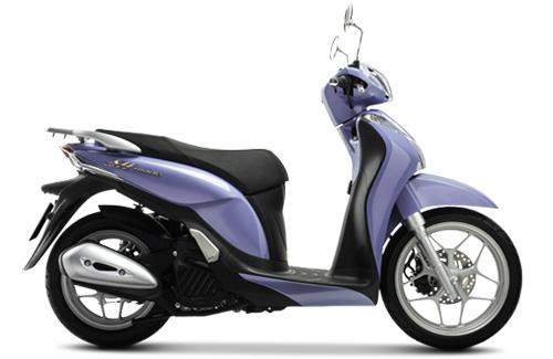 Honda Việt Nam giới thiệu phiên bản mới SH Mode 125cc - 1