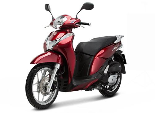 Honda Việt Nam giới thiệu phiên bản mới SH Mode 125cc - 2