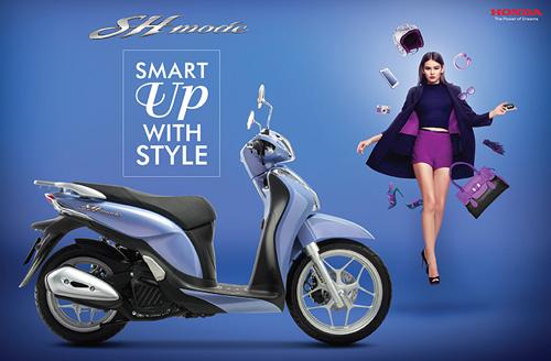 Honda Việt Nam giới thiệu phiên bản mới SH Mode 125cc - 3