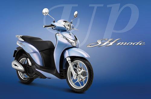 Honda Việt Nam giới thiệu phiên bản mới SH Mode 125cc - 5