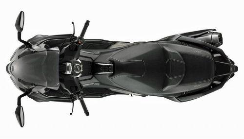 2017 Kymco AK 550 trình làng dọa Yamaha Tmax - 3