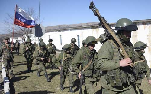 """Báo Mỹ: 8 nước châu Âu """"chuẩn bị chiến tranh"""" với Nga - 1"""