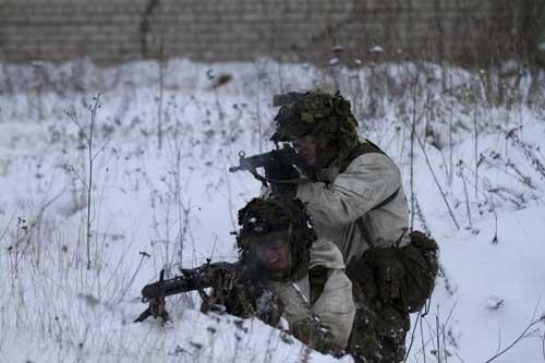 """Báo Mỹ: 8 nước châu Âu """"chuẩn bị chiến tranh"""" với Nga - 3"""
