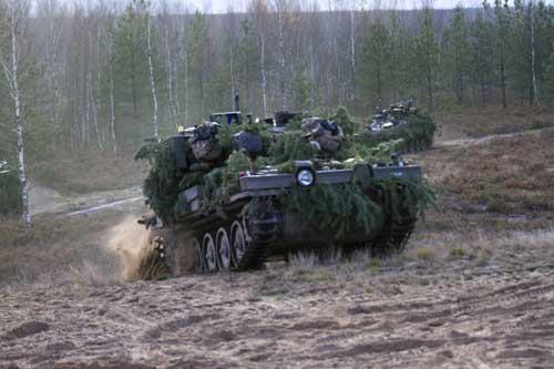 """Báo Mỹ: 8 nước châu Âu """"chuẩn bị chiến tranh"""" với Nga - 4"""