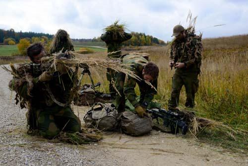 """Báo Mỹ: 8 nước châu Âu """"chuẩn bị chiến tranh"""" với Nga - 6"""