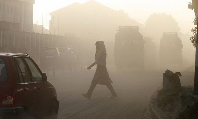 Ấn Độ ô nhiễm không khí tệ nhất 20 năm qua - 3