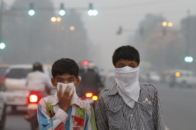 Ấn Độ ô nhiễm không khí tệ nhất 20 năm qua - 2