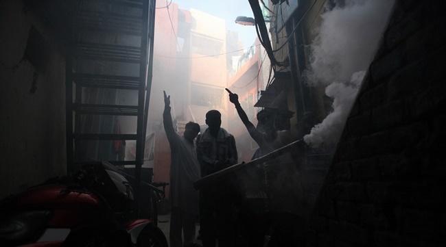 Ấn Độ ô nhiễm không khí tệ nhất 20 năm qua - 8