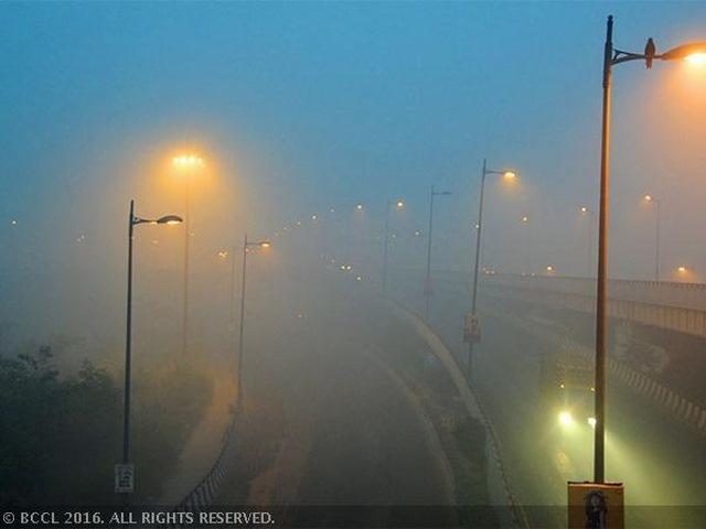 Ấn Độ ô nhiễm không khí tệ nhất 20 năm qua - 4