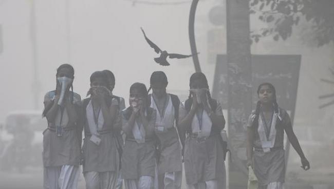 Ấn Độ ô nhiễm không khí tệ nhất 20 năm qua - 6