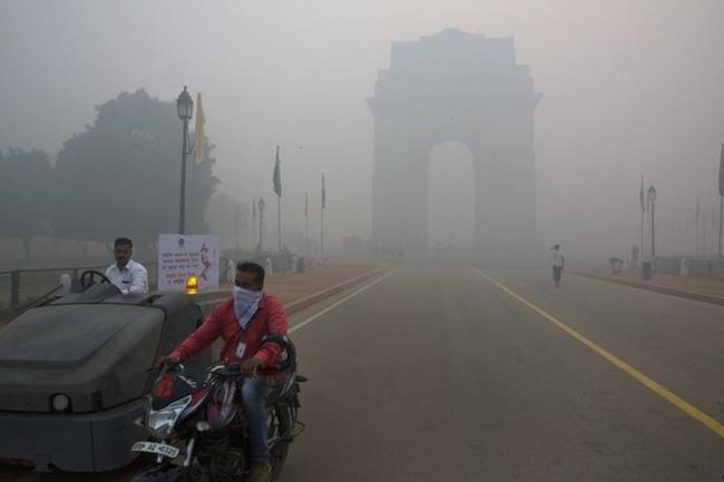 Ấn Độ ô nhiễm không khí tệ nhất 20 năm qua - 5