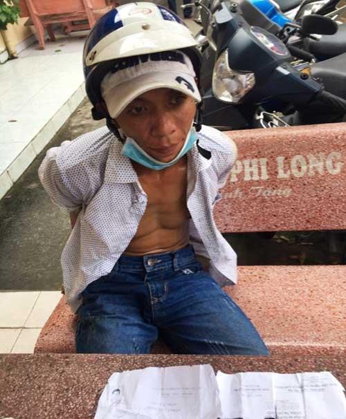 Đi chữa bệnh, một phụ nữ bị đạp ngã xe, cướp túi xách - 1