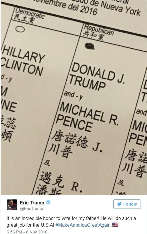 Bầu cử Mỹ: Kết cục bất ngờ chấn động - 43