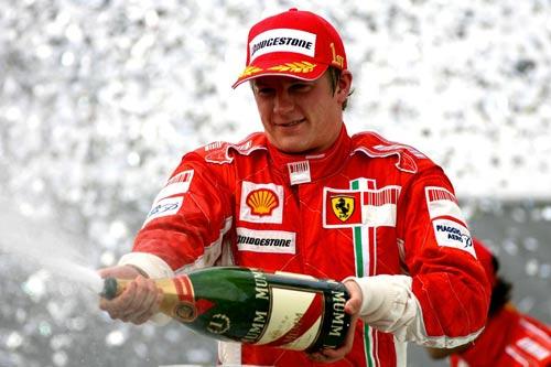 """F1, Brazilian GP: Nơi """"Thần may mắn"""" dạo chơi - 2"""