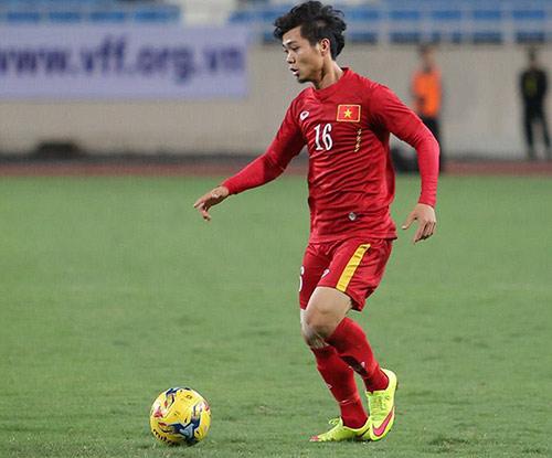 Lần đầu ghi bàn ở ĐT Việt Nam, Công Phượng khiêm tốn - 1